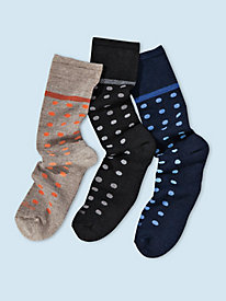 Men's Goodhew Dotster Socks