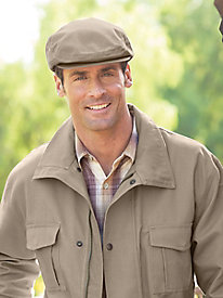 Men's Stetson Driving Cap by Norm Thompson