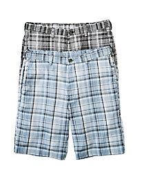 Men's Performance Plaid Shorts