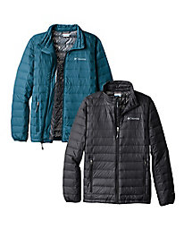 Men's Columbia Turbo Down Jacket