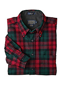 Men's Christmas Tartan Shirt