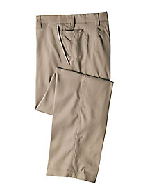 Men's Flat-Front Travel Pant