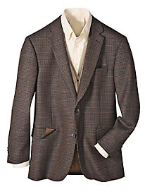 Men's Houndstooth Sportcoat by Norm Thompson