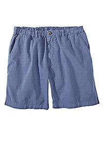 Men's Snapper Stretch-Waist Twill Shorts