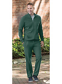 Men's Destination Knits French Rib Lounge Set