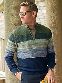 Men's Isle of Skye Colorblock Sweater