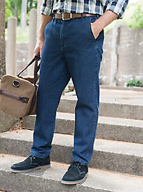 Men's Complete Comfort Denim Pants