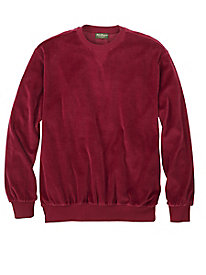 Men's Yaquina Bay Velour Crewneck