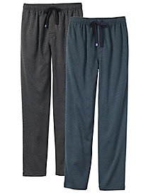 Men's IZOD Soft Touch Knit Lounge Pants