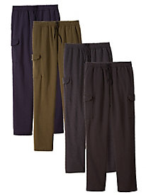 Men's Favorite Fleece Cargo Pants