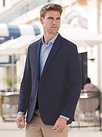 Men's Haggar Wrinkle Resistant Travel Blazer