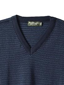 Men's Brunswick V Neck Sweater