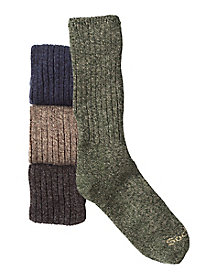 Men's Sockwell Therapeutic Relaxed-Fit Crew Socks