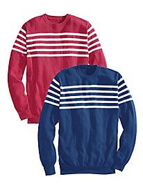 Men's Maritime Crew Sweater...