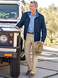 Men's Packable Stretch Jacket Outfit