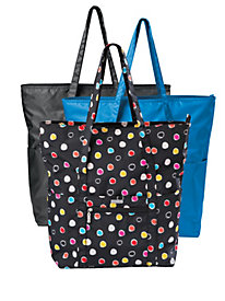 Baggallini Expandable Travel Tote