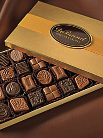 DeBrand 28-Piece Chocolate Gift Collection