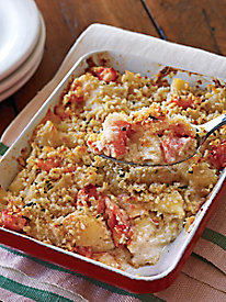 Gluten Free Lobster Macaroni And Cheese
