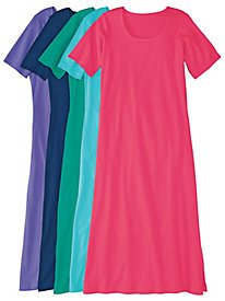 Women's Prima Cotton Dress by Norm Thompson