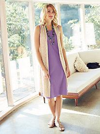 Women's Prima Cotton Tank Dress