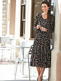 Women's Savannah Mesh Knit Dress