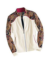 Women's Sweet-Life Warm-Ups Jacket