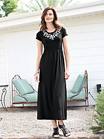 Women's Natalie Knit Maxi Dress