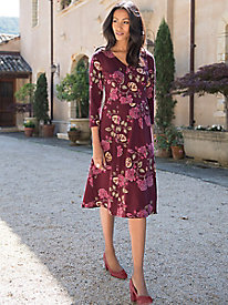 Women's Calissa Floral Swirl Dress