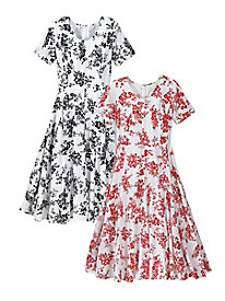 Women's Katrina Floral Dress