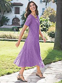 Women's Ace of Lace Dress