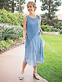 Women's Lace Amour Sundress