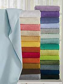 Opulence Micro Cotton Towel Collection by linensource