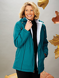 Koret� Reversible Fleece Jacket