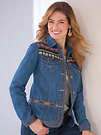 Southwest Jean Jacket