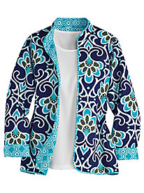Reversible Quilted Jacket By Alfred Dunner®