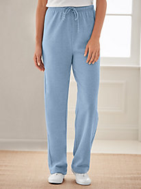 Fleece Knit Pants