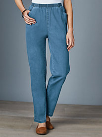 Denim Pull-Ons By Koret�