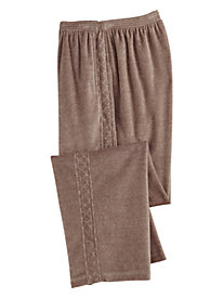 Lake Zurich Quilted Pants By Alfred Dunner®.