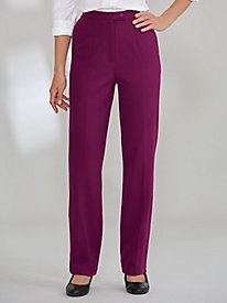 Fully Lined Wool-Blend Pants by Mark Reed
