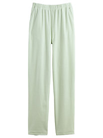 Knit Corduroy Pants By Koret®