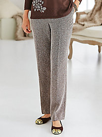 Santa Fe Check Pants By Alfred Dunner�