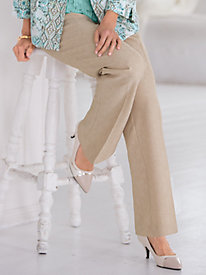 Ladies Who Lunch Style Pants By Alfred Dunner®