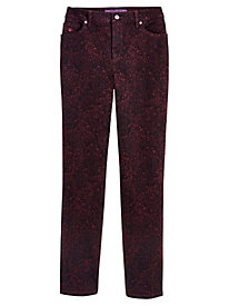 Amanda Print Pants By Gloria Vanderbilt®