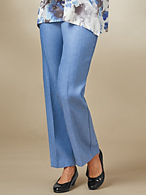 Silver Belles Proportioned Pants By Alfred Dunner®