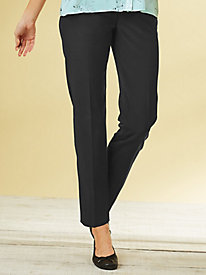 Slim Fit Bi-Stretch Pants By Emaline®