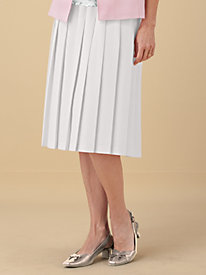 Hip-Stitch Skirt