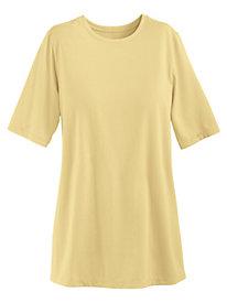 Essential Elbow-Length Sleeve Tunic