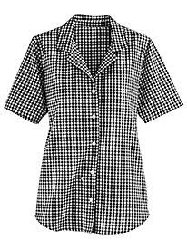 Gingham Shirt By Koret®
