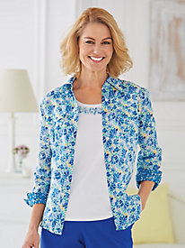 Tropical Punch Print 2-in-1 By Alfred Dunner®