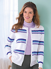 Fancy Cardigan By Koret®